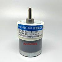 35ZYC-01 35ZYL002 530 통화 카운터 DC 기어 모터 9V 110RPM ~