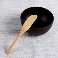 أدوات المطبخ زبدة خشبية سكين المعجنات كريم الجبن كعكة السكاكين RRD6795