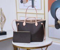 2021 패션 M41177 M40995 여성 Luxurys 디자이너 가방 가죽 핸드백 메신저 어깨 크로스 바디 가방 totes 지갑 지갑 백파