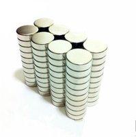 9mm x 3mm Süper Güçlü Magnet, D9X3mm Mıknatıslar 9x3 Magnet D9X3, D9 * 3 Kalıcı Mıknatıs 9x3mm Nadir Toprak 9mm x 3mm Magnet