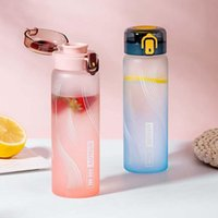 Wine Glasses Simple Drinking Cup High Temperature Resistant Glass Portable Water Bottle Juice Cups Out Door Milk Tea Wholesale