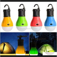 Home & Gardenmini Portable Lantern Tent Light Led Bulb Emergency Lamp Waterproof Hanging Hook Flashlight For Camping Furniture Aessories W-0