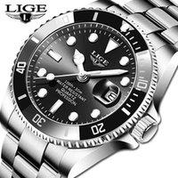 Designer horloge merk horloges luxe horloge zakelijke waterdichte quartz pols mannen top roestvrijstalen sport klok mannetje