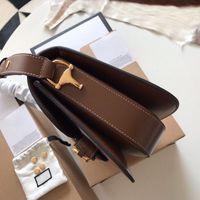 1955 5a LBPR G001 Ombro 602204 Mulheres Sacos Crossbody Horse Bags Messenger Bag Genuine Lady Withbox Bolsa Le HA Rcar