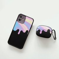 Designers AirPods pro 12 3 cases Luxurys airpod case high quality colour wireless bluetooth earphones silica gel square protection cover