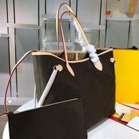 M40156 مصمم صغيرتي ملاك حقائب فاخرة رسول حقيبة المرأة جلدية الكتف crossbody مع محفظة + حقيبة صغيرة 2 قطع حقائب عارضة