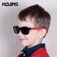 KDEAM 2021 الأطفال النظارات الشمسية بنين بنات النظارات الاستقطاب TR90 نظارات رياضية نظارات الشمس