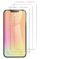 HD Protective Glass For IPhone 13 Pro Max Tempered Glass Case For iphone13 13pro 13mini Screen Protection Film Cover