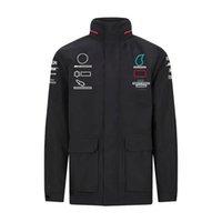 Veste F1 Formula One Fan Printemps et automne Racing costume Hommes Casual en plein air 2021