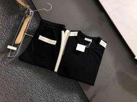Designer 21 xia lo ** EW ** E ** Rundhalsausschnitt Pullover Kurzarm Sport und Freizeitanzug Zwei Teil T-Shirt Hosen Männlich 0607-01