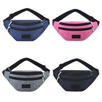 Waist Bags Women's 2021 Men Fanny Pack Fashion Bum Bag Colorful Travel Hip Moblie Phone Unisex Lightweight Belt