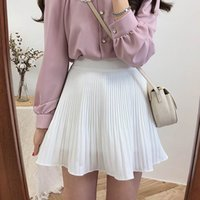 BOBOKATEER Летняя белая торфяная юбка женская одежда Jupe Femme Plisada Faldas Mujer Moda Black сексуальные юбки Mini Spodnica