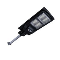 140W Integrated Solar Lamp PIR Motion Sensor Street Light LED Outdoor Garden Wall Lamps with Remote Control