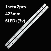 Strips 60pcs lot 6LED 423MM 3V 24 Inch LED Backlighstrip For GC236D06-ZC14F-03 303GC236031