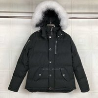 2021-2022 Top New Men Casual Down Jacket Coats Mens moose Outdoor Warm Man Winter Coat Outwear Jackets Parkas canada knuckles Doudoune