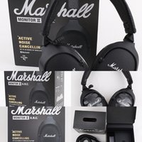 Monitor II ANC Bluetooth Kopfhörer DJ Kopfhörer Marshall Deep Bass Geräusche Isolieren Kopfhörer Kopfhörer Gute Qualität2021I