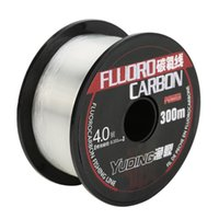 Braid Line 300m Durable Nylon Fishing Wear-Resistant Carbon Fluorine Wire Lure Sinking Accessories