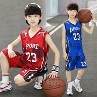 kids Clothing Sets Children Basketball 2pcs suits Boys Girls Jersey Shorts Designers Baby Tracksuits soccer outfits boutique3 color