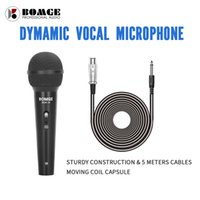Bomge Dynamic Wired Karaoke 마이크 핸드 헬드 전문 최고 품질의 마이크를 파티 보컬 라이브 공연