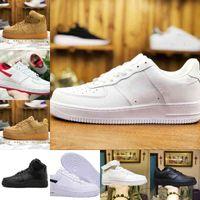 Nike Air Force 1 one airforce Shoes Commercio all'ingrosso 2021 nuovi designer uomini all'aperto scarpe da skateboard a buon mercato unisex 1 knit euro airs