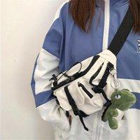 Waist Bags Fashion Chest Bag Men Universal Shoulder Crossbody On Travel Sling Pack Messenger Satchel