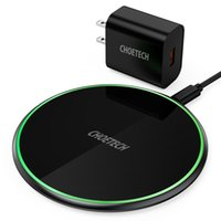 Fast Wireless Charger, 15W Compatible Models