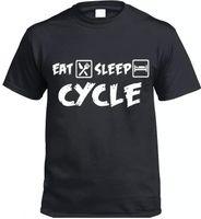 Comer Dormir Ciclo Camiseta Regalo Divertido Regalo