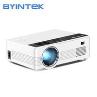 BYINTEK SKY C520 MINI HD 150InCH HOME TEATRO PORTABLE LED PROYECTOR BEAMER PARA EL CINE DE 1080P 210609
