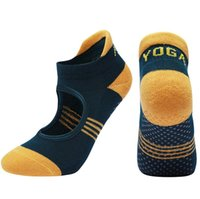 Moda Kürklü Alt Yumuşak Sıcak Yoga Çorap Kış Antiskid Kaymaz Kabarık Ayak Bileği Kat Havlu Sox Wit Kavrama Açık Koşu Bisiklet Yürüyüş Basketbol Çorap Terlik