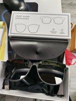 다기능 2 in 1 스마트 안경 오디오 선글라스 무선 블루투스 헤드셋 헤드폰 핸즈프리 전화 듀얼 스피커 SG001 항목