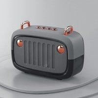 Portable Speakers Private Model Bs32d Wireless Bluetooth Speaker Cartoon Subwoofer Outdoor Loudspeaker Support Tf Card Mini