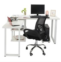Furniture Office chair Mesh rotary Middle back working Ergonomically height adjustable computer with folding desk stool