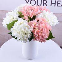 الكوبية الاصطناعية الزهور الكرة الملونة جولة كرات زهرة الزفاف الديكور التسوق مول مهرجان الحلي الحلي HWF10696