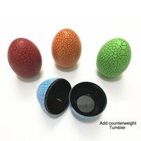 텀블러 공룡 달걀 멀티 색상 가상 사이버 디지털 애완 동물 게임 전자 장난감