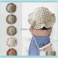 ولديسة الطفل، الأمومة الدنيم الدنيم دلو قبعة الاطفال واسعة بريم القطن الصياد الفتيات الفتيان الصيف بنما الشمس في الهواء الطلق شاطئ الصيد كاب الشبكة