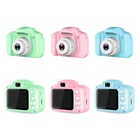 X2 Children 1080P DH 2 inch Cartoon Cute Cameras Kid Toys Gi...