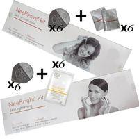 Neebight / Neerevive 3 en 1 Anti arruga CO2 Máquina facial de oxígeno NeeBright Neerevive Skin Skin Rejuvenecimiento de la piel