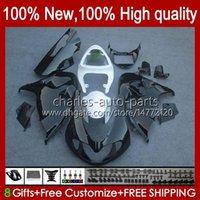 Suzuki Srad TL-1000 TL 1000 R TL1000R TL-1000R 98-03 Bodywork 19hc.22 TL1000 R 98 99 00 01 02 03 블랙 광택 TL 1000R 1998 1999 2000 2001 2002 2003 바디 키트