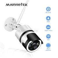 무선 IP 카메라 와이파이 홈 보안 비디오 감시 CCTV 야외 미니 HD 1080P P2P IPCAM IR 카메라