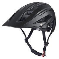 2021 Bisiklet kaskları çeşitli renklerde gelir, rahat, hafif ve nefes alabilir, bisiklet için güvenli koruma sağlar