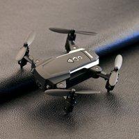 KK8 Dobrável Mini Drone RC Quadcopter HD 1080P 2K Câmera WiFi FPV Dron Altitude Segurar Selfie RC Helicóptero Brinquedo 15 Min Horário de Vôo