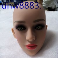 I1-6 공장 사진, LifeLike Love Doll Head, 구강 성교를위한 자위 장난감, 실물 같은 섹스 인형 헤드