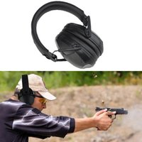 Tactical Accessories IPSC IDPA Shooting Headphone Noise Reduction Headset 31DB NRR Hearing Protection Safety Earmuffs Ear Defenders For Adul