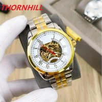 Automatic Movement Men's Watches High Quality Fashion Mechanical Mens Wristwatch Full Stainless Steel Man Wristwatches For Male Clock