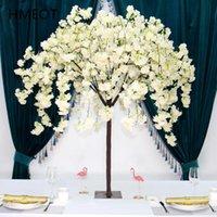 Dekoratif Çiçekler Çelenk Ağırlayan Kiraz Çiçeği Dilek Ağacı Yapay Çiçek Bitkileri Düğün Masa Merkezi Mağaza El Noel Ev