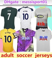 2020 tottenham hotspur camisa 2021 KANE SON Bergwijn NDOMBELE de Futebol 2020 2021 LUCAS SPURS DELE TOTTENHAM camisa Men Futebol