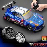 116 RC Car 4WD Drift Racing Car Rally Championship 2.4G Radio ad alta velocità Telecomando BRZ RC Veicolo Electronic Hobby Giocattoli
