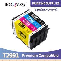 Ink Cartridges IBOQVZG T2991xl For 29 XL T29XL T2991 Compatible XP 235 332 245 247 335 342 345 432 435 Printers