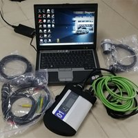 WIFI Mb Star c4 Sd Connect Full Chip Diagnostic Tool Software 06 2021 Hdd 320gb Laptop d630 Ram 4g Windows 10