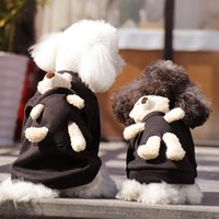The same tiktok dog clothing winter pet feet can be removed pocket bear clothes than bear cat clothes. A0507